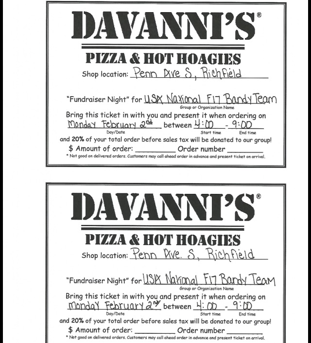 Davanni's coupon code