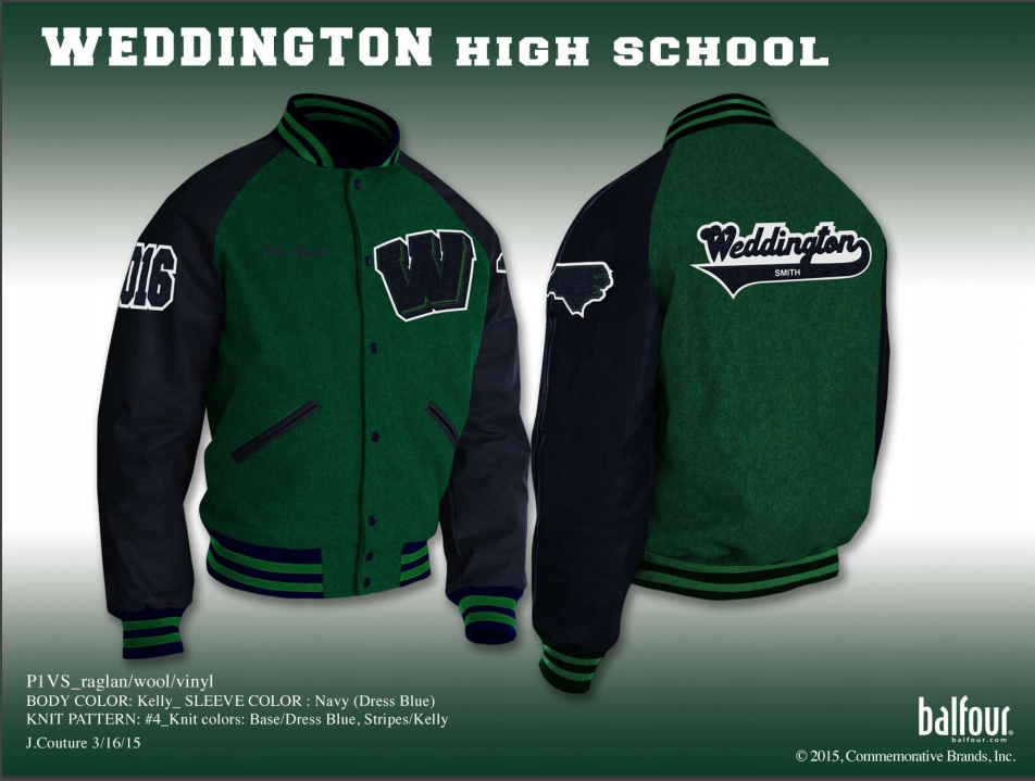 yes they still make letter jackets grab your piece of the past with a whs letter jacket from balfour
