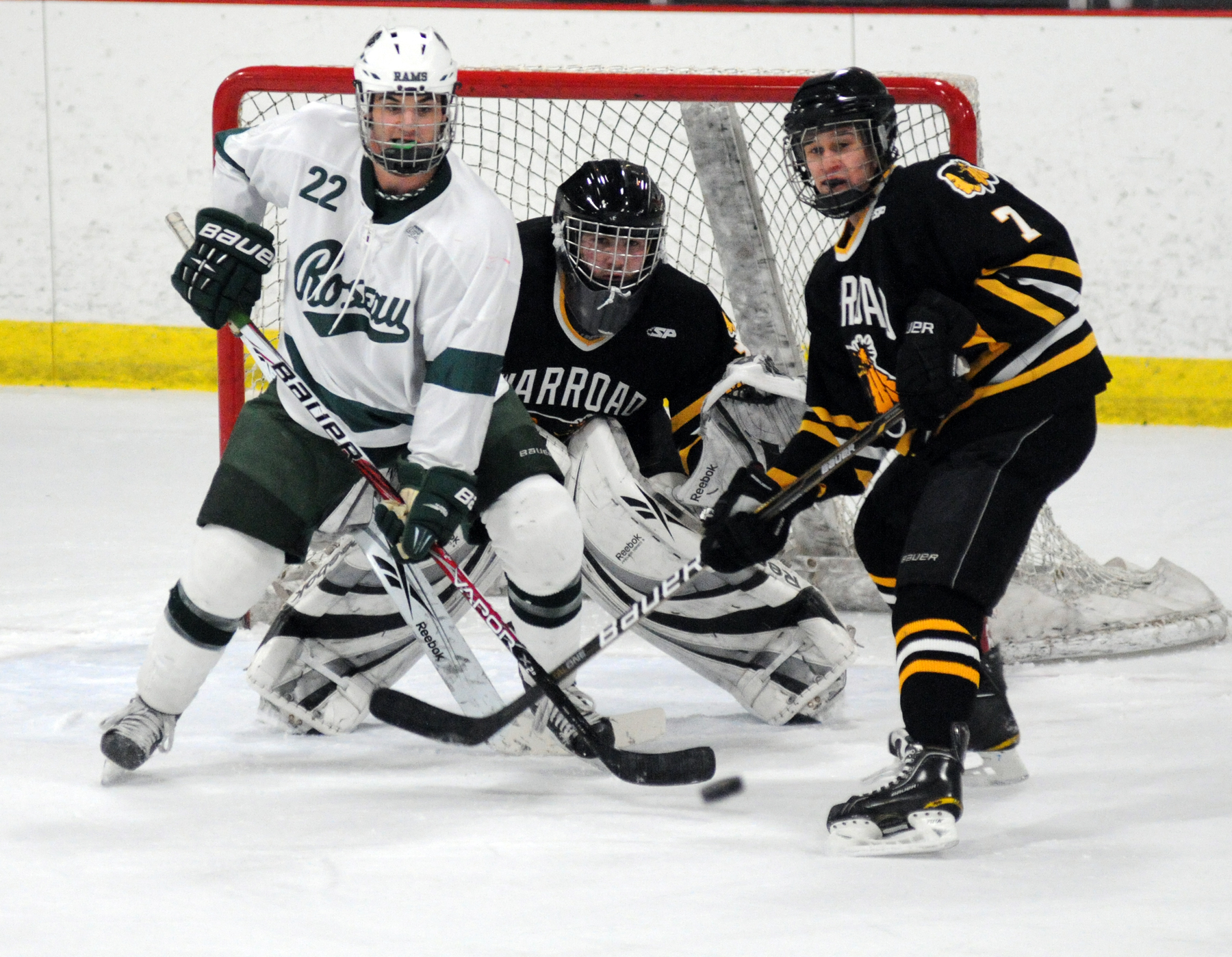 MN H.S.: NBC Sports Doing A Story On Roseau-Warroad Rivalry