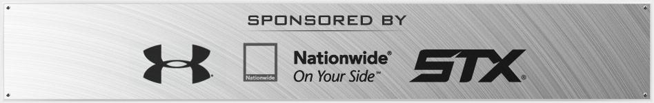 Titanium Lacrosse Sponsors