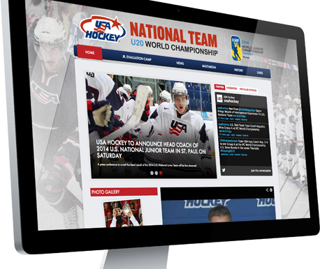 Sport Ngin is the preferred technology provider of USA Hockey