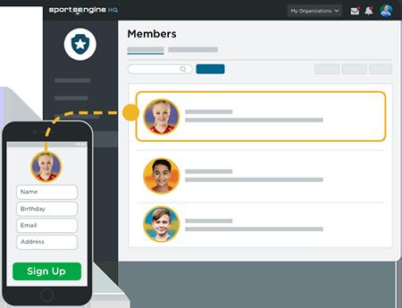 Registration season made easy icon
